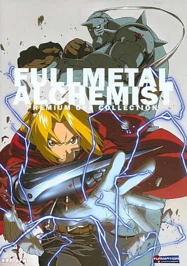 FULLMETAL ALCHEMIST OVA BY FULLMETAL ALCHEMIST (DVD)